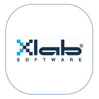 xlab software logo
