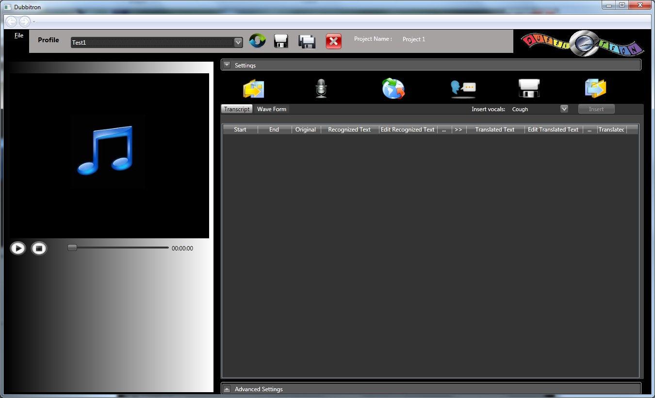 Dubbitron screenshot 1