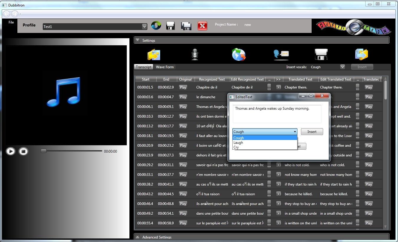 Dubbitron screenshot 3